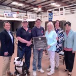San Francisco Commandery $40,000 presentation to Operation Freedom Paws