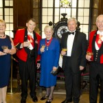 Investiture Reception with Grand Master David Rolfe and Dame Margaret Rolfe